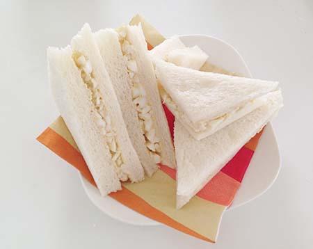サンドイッチ メルヘン