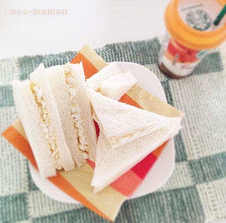 卵 サンドイッチ